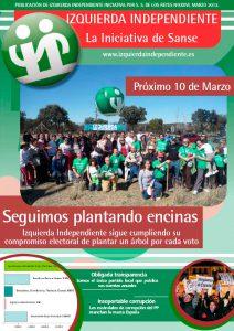 Revista La Iniciativa de Izquierda Independiente