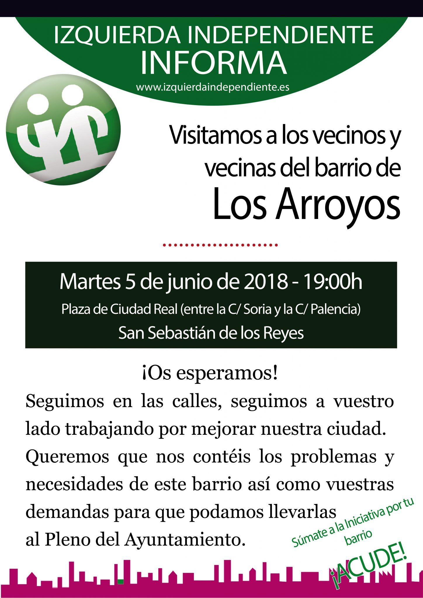 2018_06_05_Cartel Los Arroyos