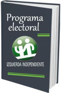Programa Electoral de Izquierda Independiente para las elecciones municipales de 2019