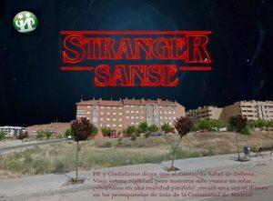 stranger sanse - centro salud