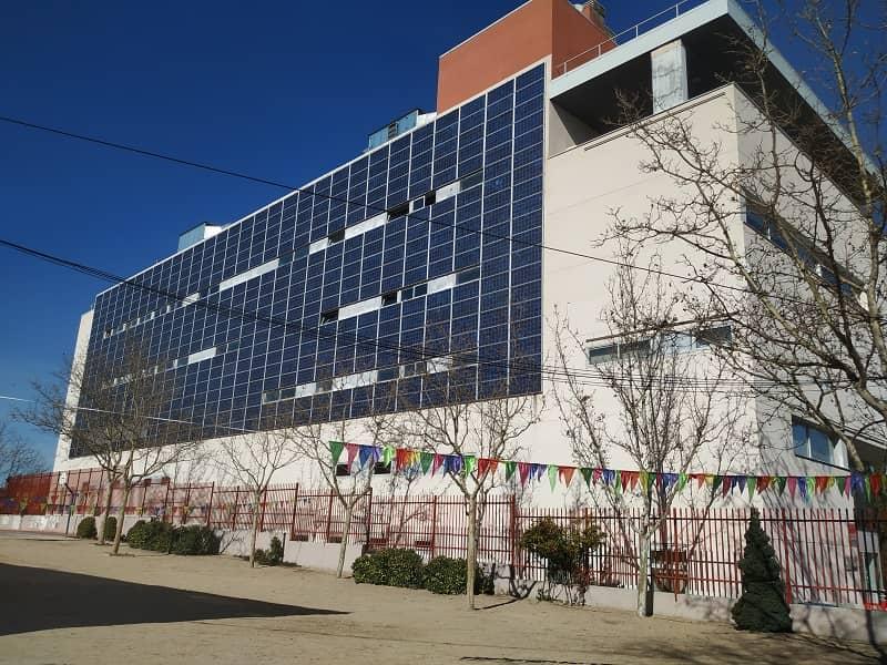 Sanse empresa municipal de energía eléctrica 100% renovable 2