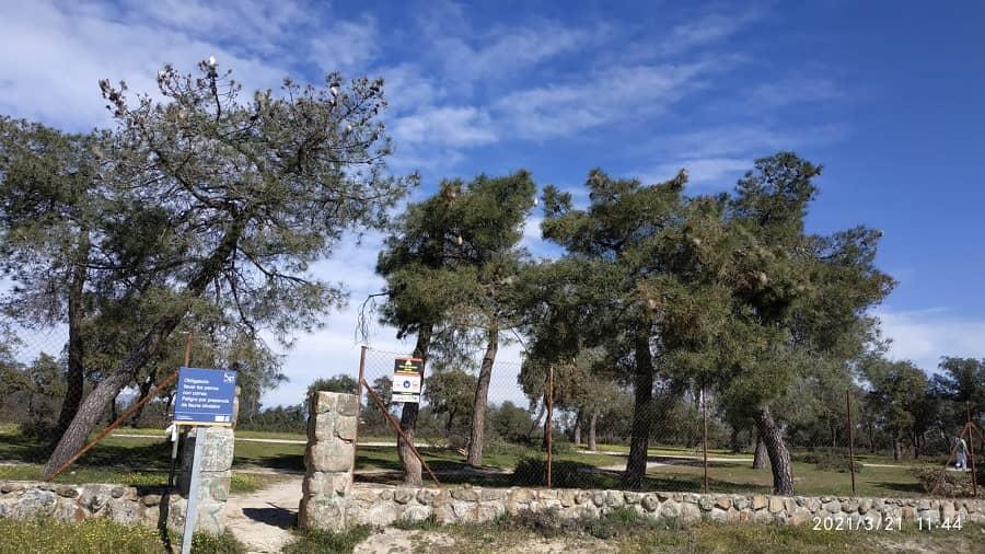 Dehesa Boyal, patrimonio y entorno natural de Sanse