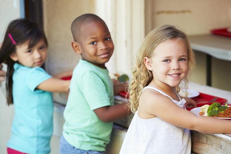 Ayudas para comedor escolar en Sanse 021-2022